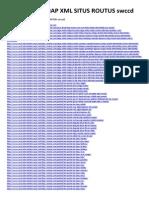 Arsip Sitemap XML Situs Routus - Swccd