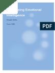 Fme Developing Emotional Intelligence