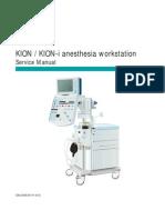 Siemens Kion - Service Manual