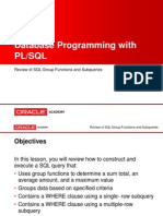 Review of SQL Group Functions and Subqueries_l4