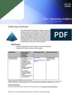 CCNA Career Cert Update Dec2011