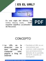Presentacion Url, HTML y Www