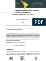 Adenda 2da Circular-Pre ALAS UNNE-AAS 2014