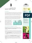 Case Study- Marketing Mix of Fashion Industry