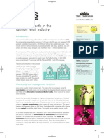 Case Study- Marketing Mix of Fashion Industry