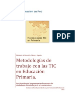Metodologias TIC en Primaria