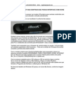 Como Acessar Internet no RoadRover Ibook