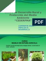 I CURSO de Espuma Agricola PUMAHUASI