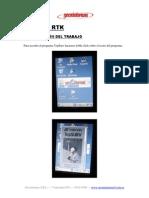 Manual del GPS TOPCON GR-3 RTK
