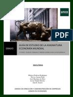 Guia Estudio Parte II Economia Mundial 2015