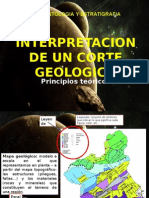 Cortes Geologicos Teoria