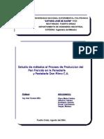 Estudio Ingenieria Metodos Pan Frances Don Mimo