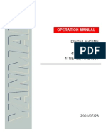 4TNE Operators Manual