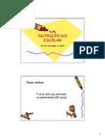 Aula - 2 NUTRIÇÃO DO ESCOLAR.pdf