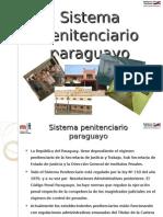 Exposición Penitenciarias del Paraguay