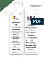 Identificación Plan de Emergencia Cotopaxi