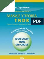 Masaje y Teoria TNDR