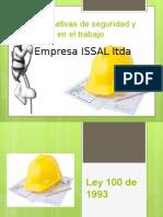 Normativas de seguridad y salud en el trabajo.pptx