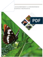 Economia Dos Ecossistemas e Da Biodiversidade (Desafios e Respostas)