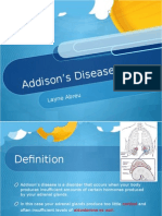 "Addison"" Desease"
