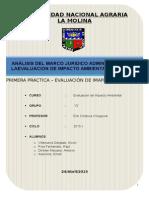 EIA Práctica 1- Neumáticos_analisis Marco Juridico de La EIA
