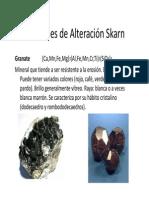Tipo Mineral Antamina