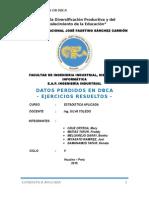Datos Perdidos en Dbca Ejercicios Resueltos (1)
