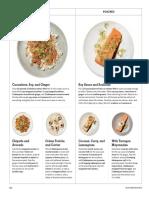 Salmon +12 ways, from Mark Bittman's Kitchen Matrix