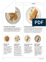 Salmon +12 ways, from Mark Bittman's Kitchen Matrix