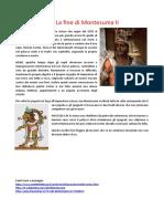 La Fine Di Montezuma II