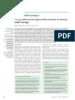 Savedoff de Ferranti & Smith Et Al 2012 Aspects of Transition to UHC