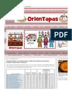 OrienTapas- (Posiblemente) Los mejores blogs y webs de  orientación educativa ... mientras nadie vote lo contrario