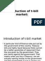 Treasury Bill Ppt.