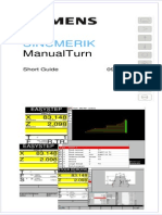 840D Manual Turn