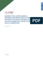 APIAHF Blueprint for a Better America