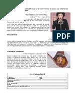 Marion Cotillard - Lecture