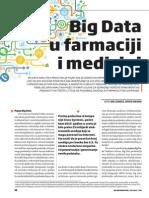 Big Data u farmaciji i zdravstvu (deo 1 - pojam i značaj)