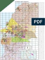 Plano Ubicación Fundos Forestal Mininco – 2015
