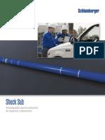 Amortiguador Para La Producción de Impactos y Vibraciones SLB
