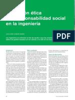 La Gestion Etica y El Ing.
