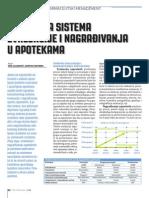 Evaluacija i nagrađivanje zaposlenih (deo 4 - izgradnja integralnog sistema)