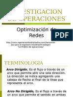 Optimizacion de Redes