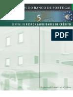 Responsabilidades de Crédito do BP