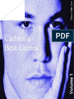 Carlsen's Best Games Volume 1