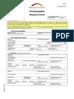 Familjeuppgifter 238011 Sv