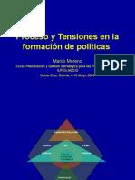 Proceso y Tension Politica