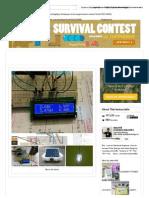 Arduino Energy Meter - All