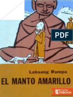 El Manto Amarillo - T. Lobsang Rampa