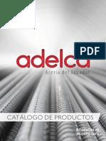 Productos Adelca