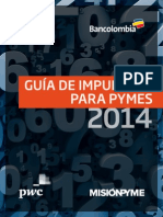Guia Tributaria Para Pymes Pwc Tls 2014